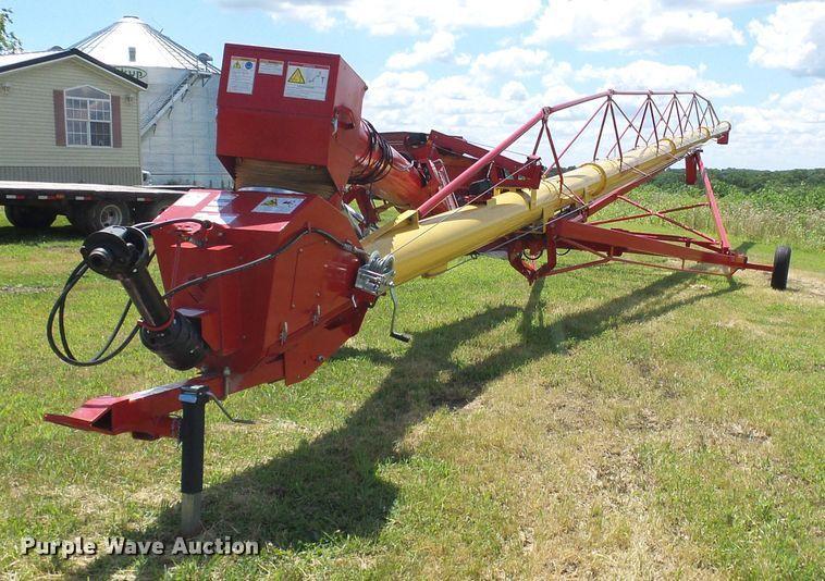 Westfield MKX130-84 auger