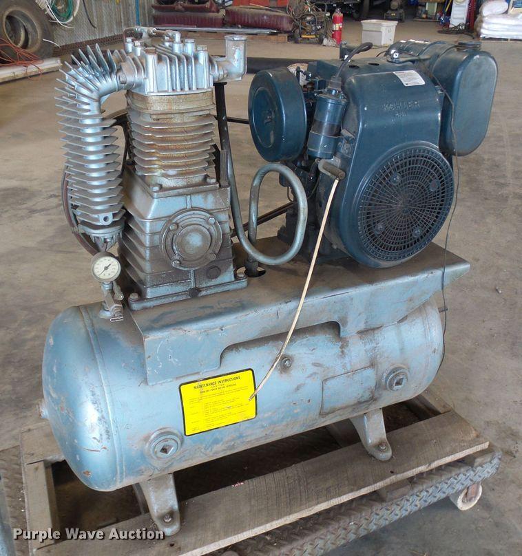 1986 Kargard Industries air compressor