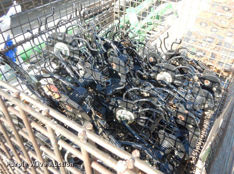 (30) Great Plains rake style trash whips