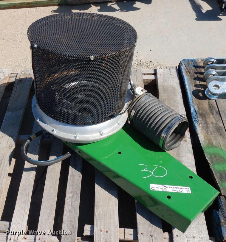 Hydraulic fan