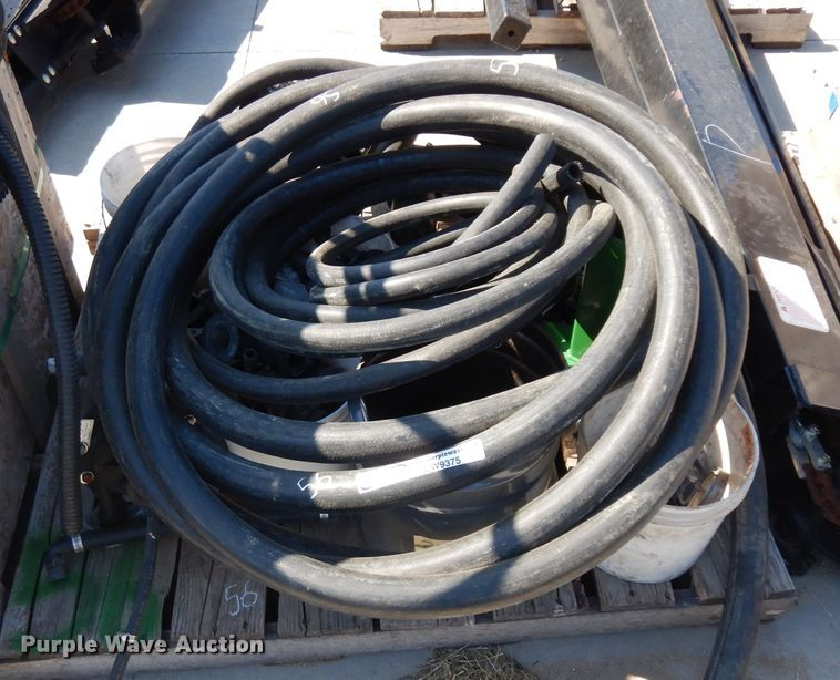 Hoses and plumbing parts