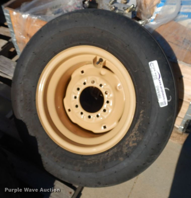 11L-15 tires and wheel