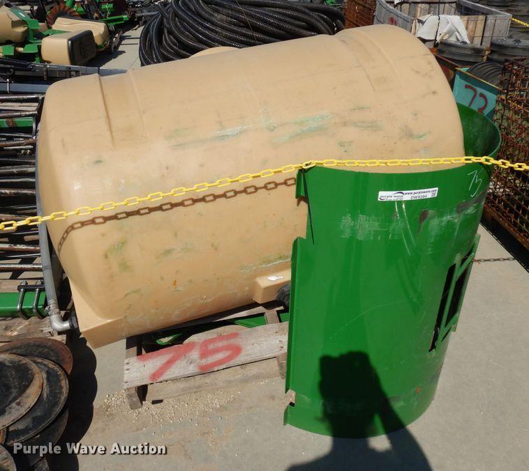 150 gallon poly tank