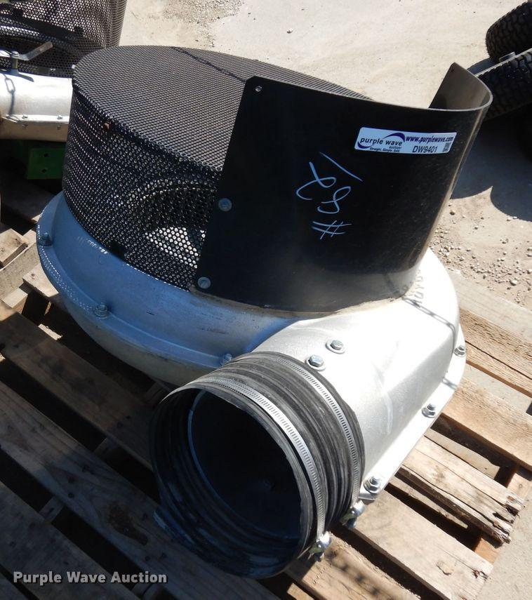 Crary hydraulic fan