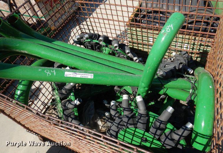 Grain drill parts