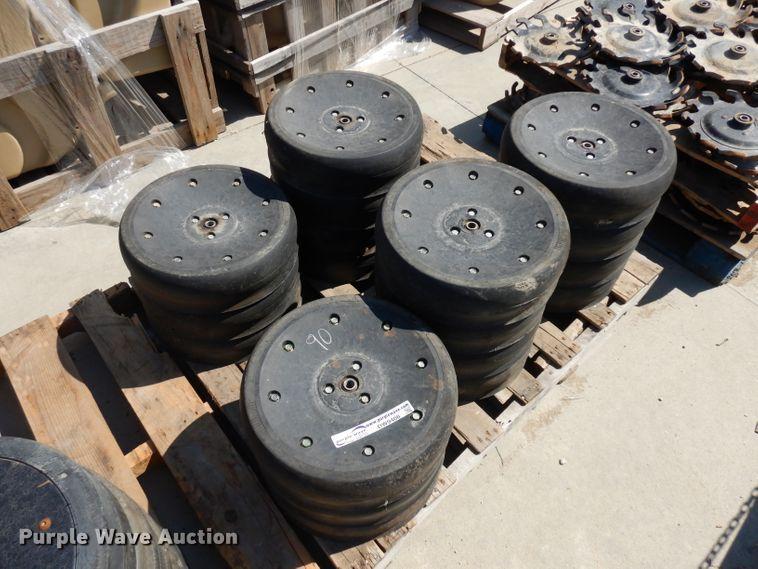 (18) gauge wheels