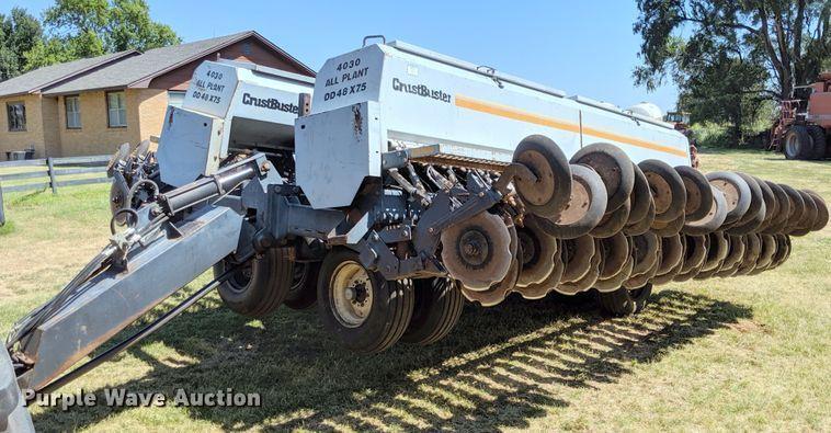 CrustBuster 4030 All Plant grain drill