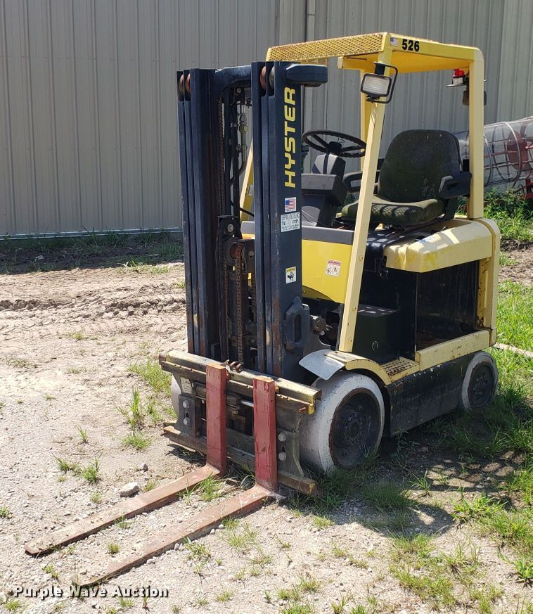 Hyster E45XM forklift