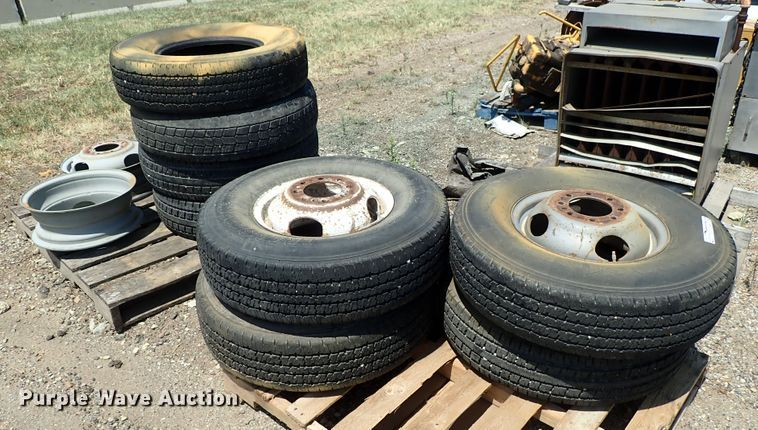 (11) tires and wheels