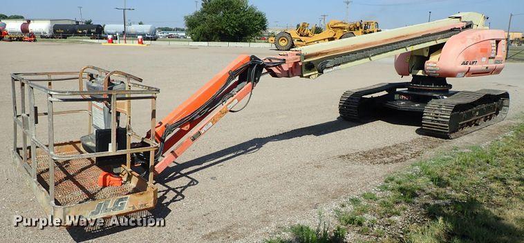 2001 JLG 660SJC boom lift