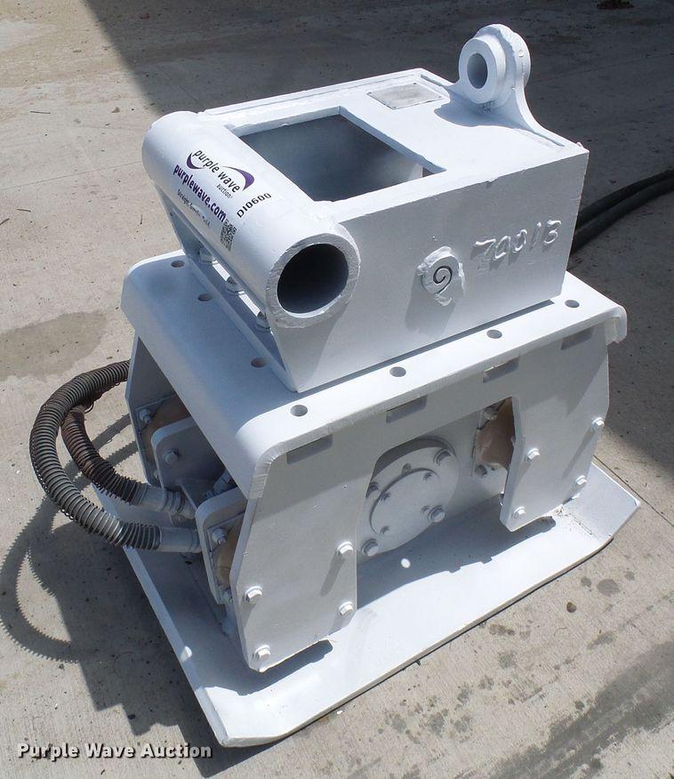 Kent HP65 compactor