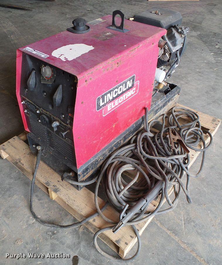 Lincoln Electric welder/generator
