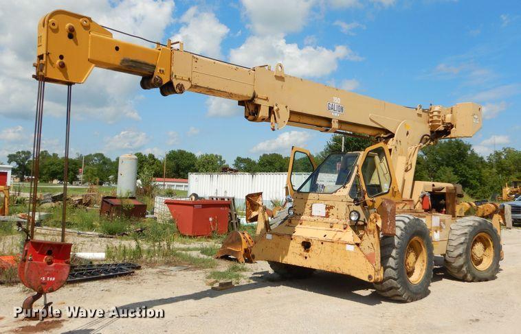 Galion 150 crane