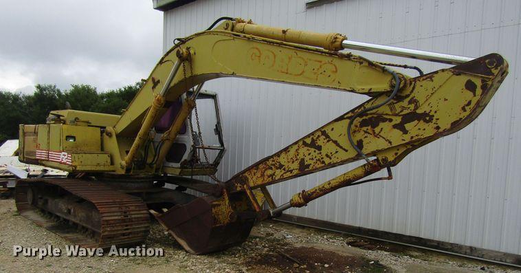 Sumitomo LS-2800F2/FL2 excavator