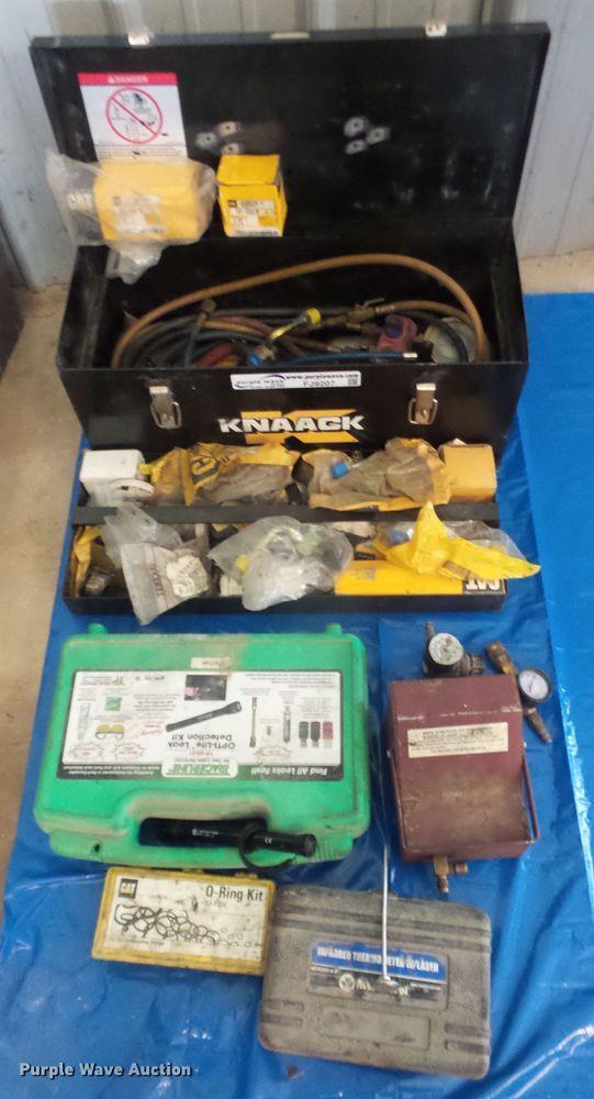 AC repair tools