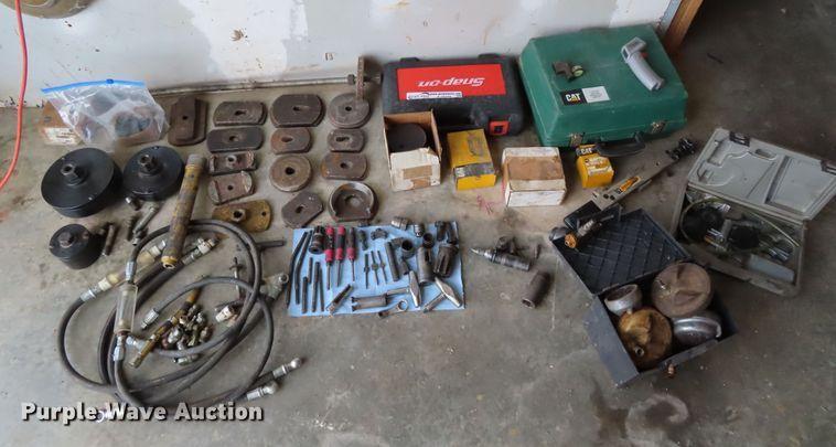 Caterpillar specialty diesel tools