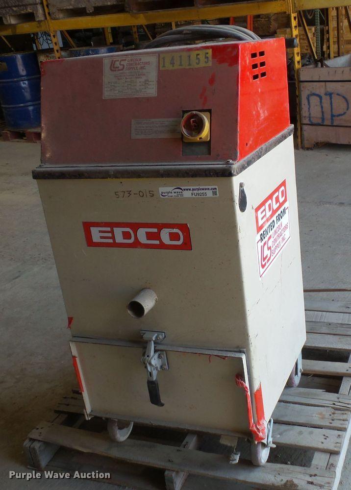 Edco VAC-100 vacuum