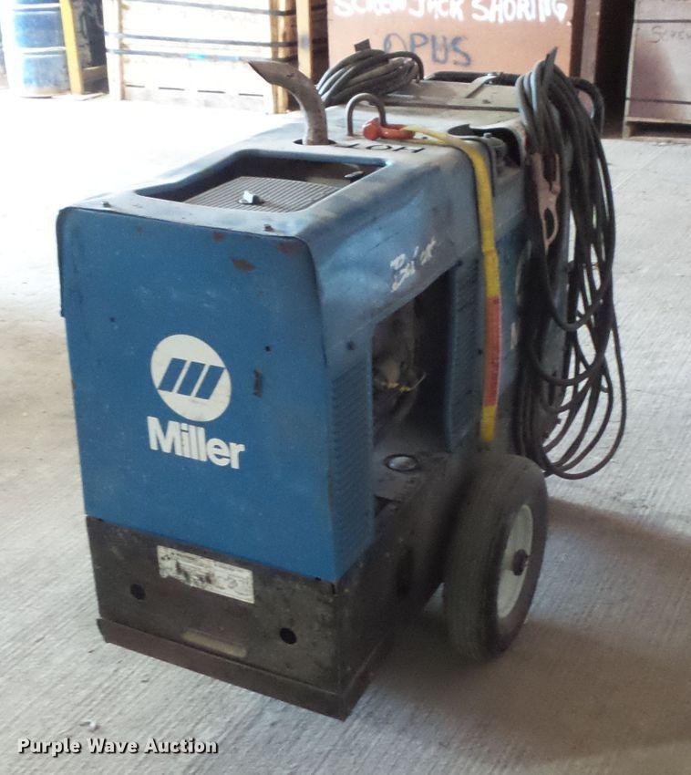 Miller Bobcat 225T welder