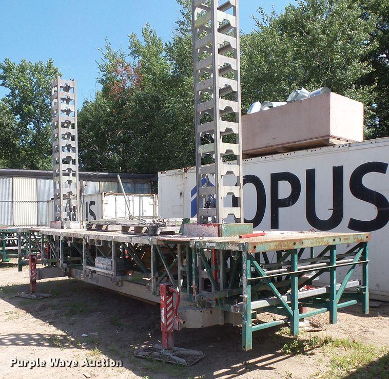Hydro-mobile M2 scaffold