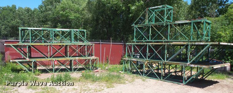 (7) Hydro-mobile bridges