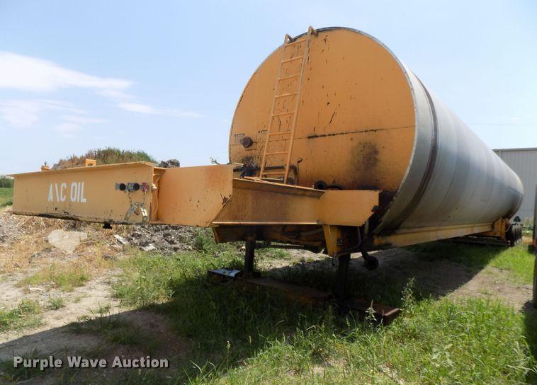 CMI CT15/20PS asphalt trailer