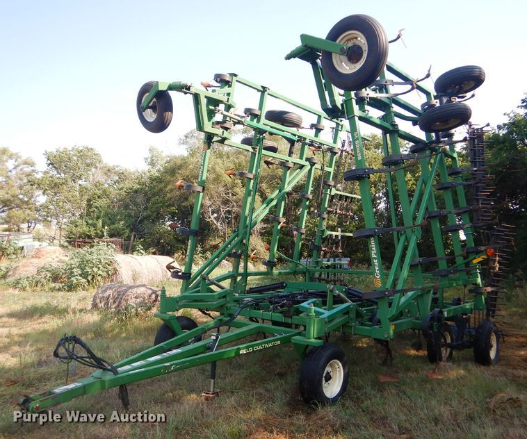 Great Plains Series VII 7337FC field cultivator