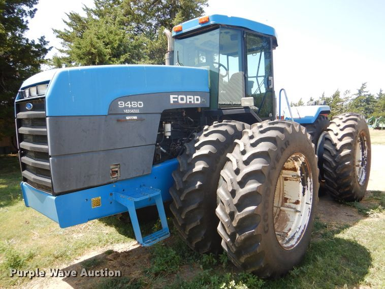 1994 Ford 9480 Versatile 4WD tractor
