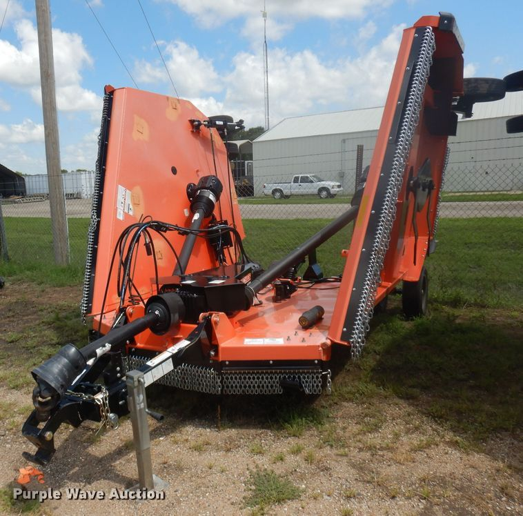 Land Pride RC4620 batwing rotary mower