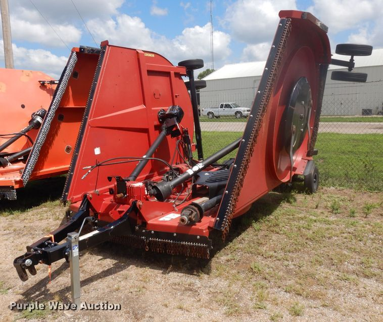 Land Pride RCM5020 batwing rotary mower