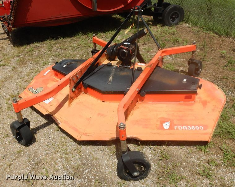 Land Pride FDR3690 rotary mower
