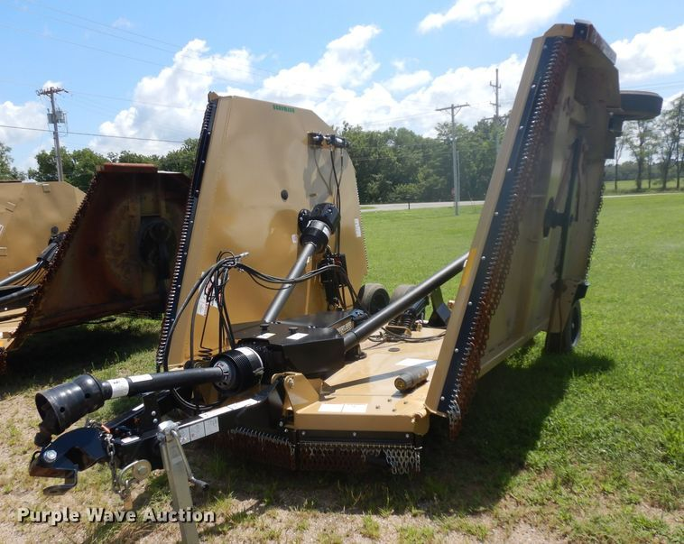 Land Pride RCFM4620 batwing rotary mower