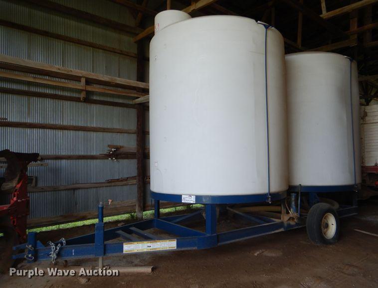 Schaben bulk storage tanks