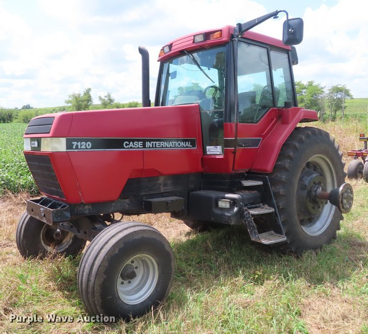 1988 Case IH 7120 tractor