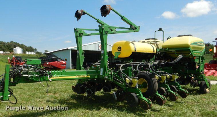 2011 John Deere 1770NT no-till planter