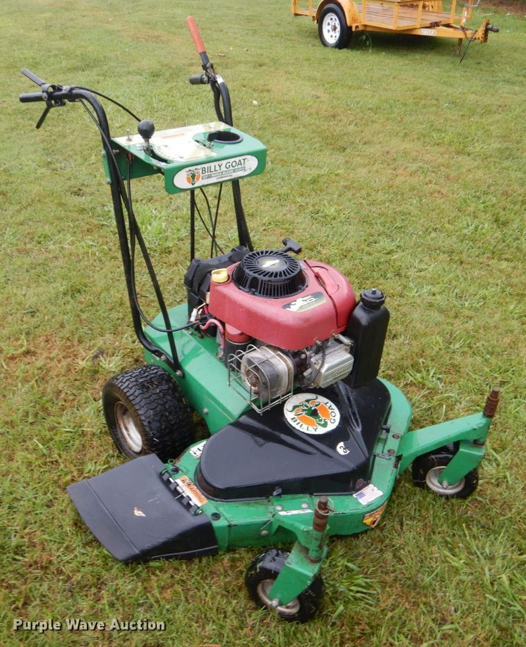 Billy Goat lawn mower