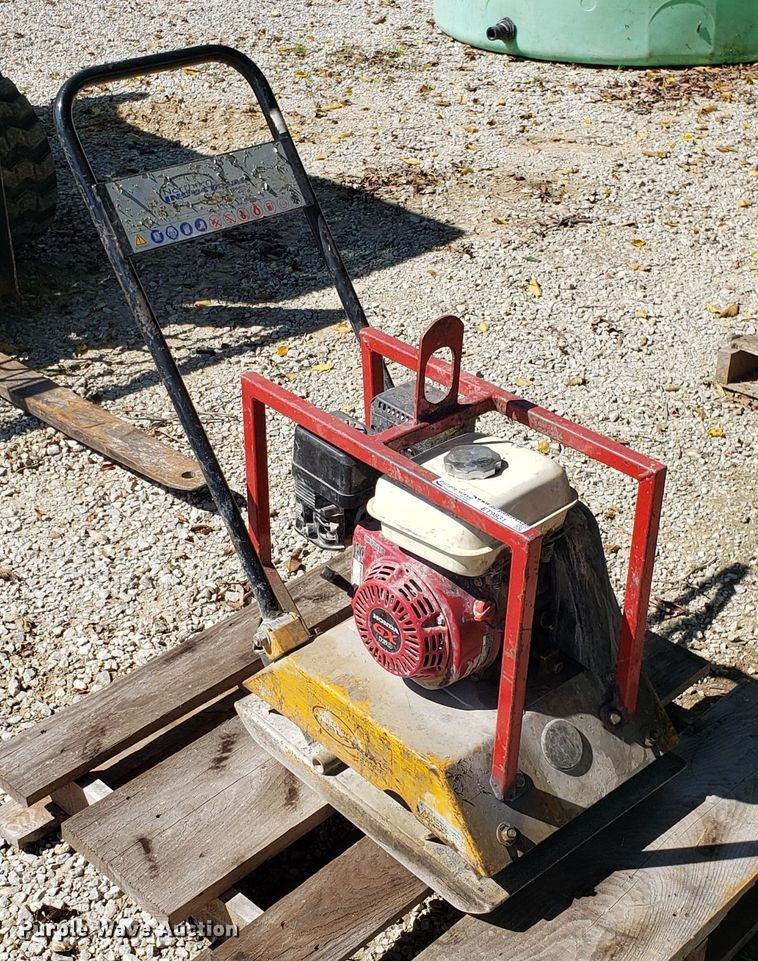 Northern Tools JPC-80 plate compactor