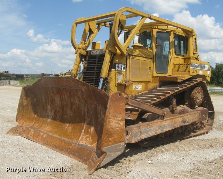 1995 Caterpillar D8N dozer