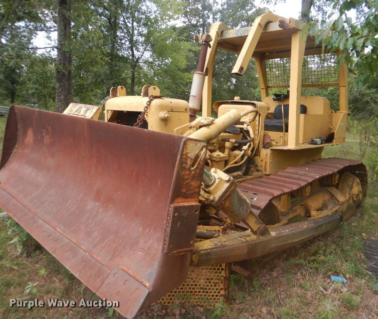1978 Caterpillar dozer