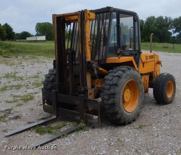 1998 JCB 930-4