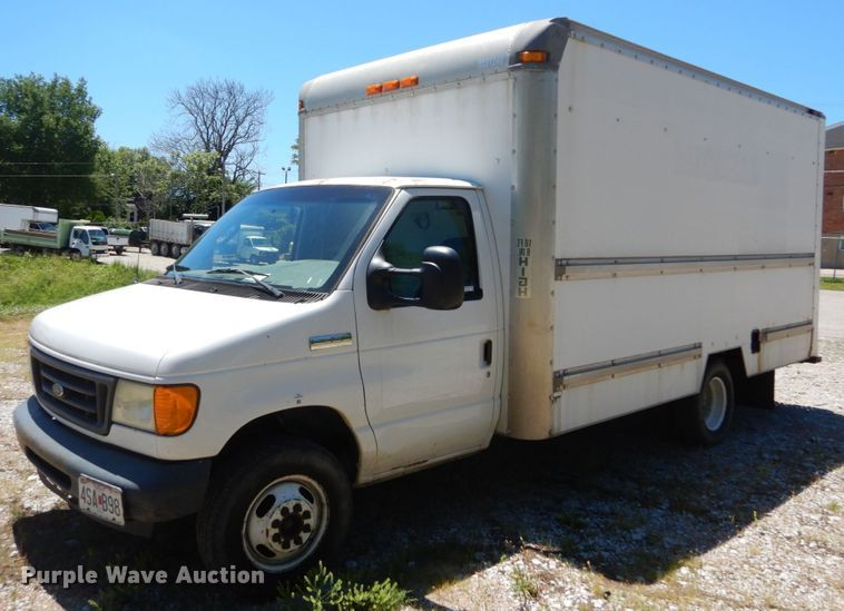 2006 Ford E350 Superduty