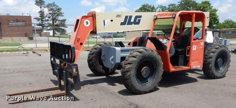 2007 JLG G9-43A