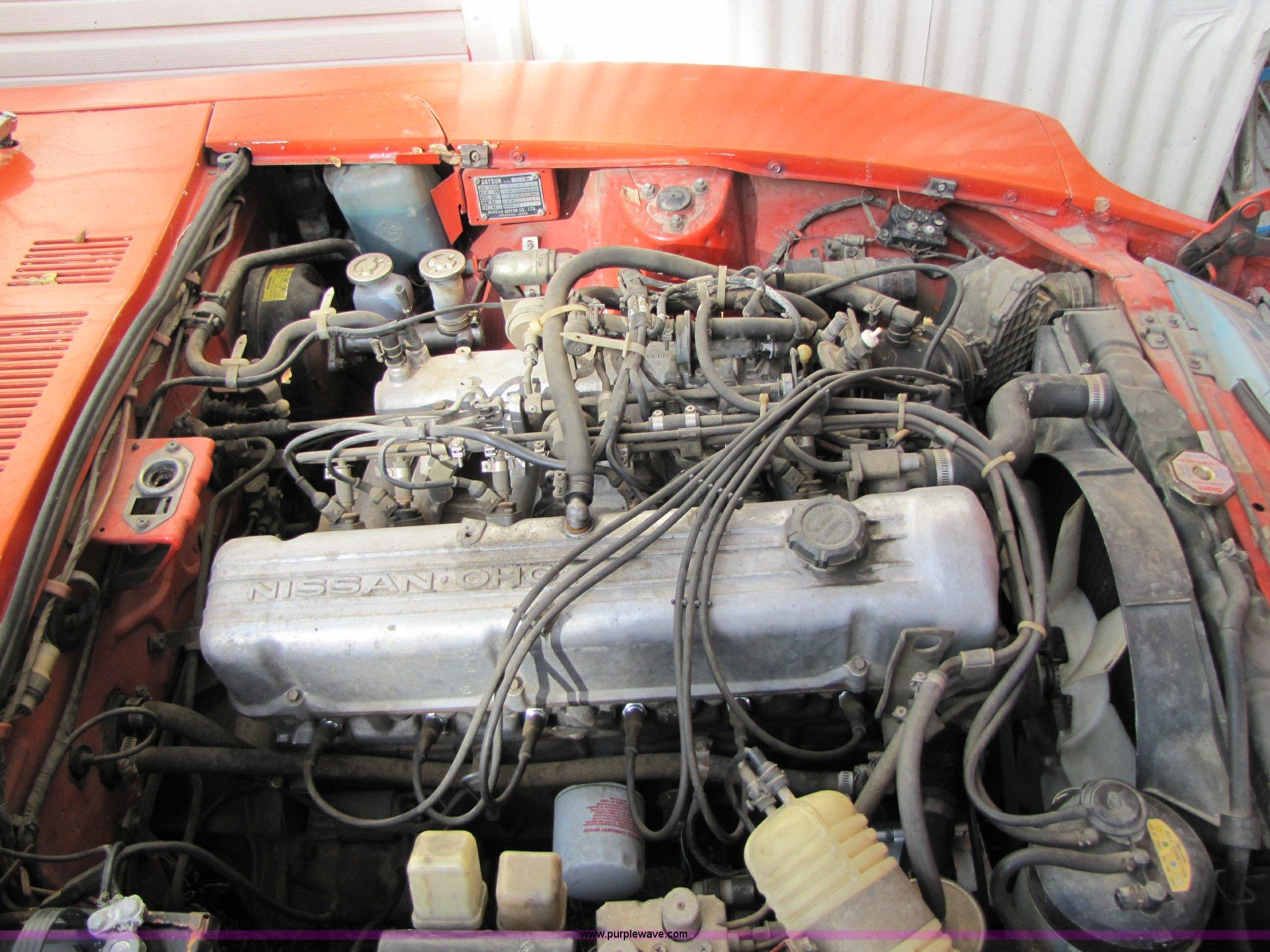 2017 06 1976 datsun 280z engine block for sale -  1976 Datsun 280z Two Door Coupe Full Size In New Window