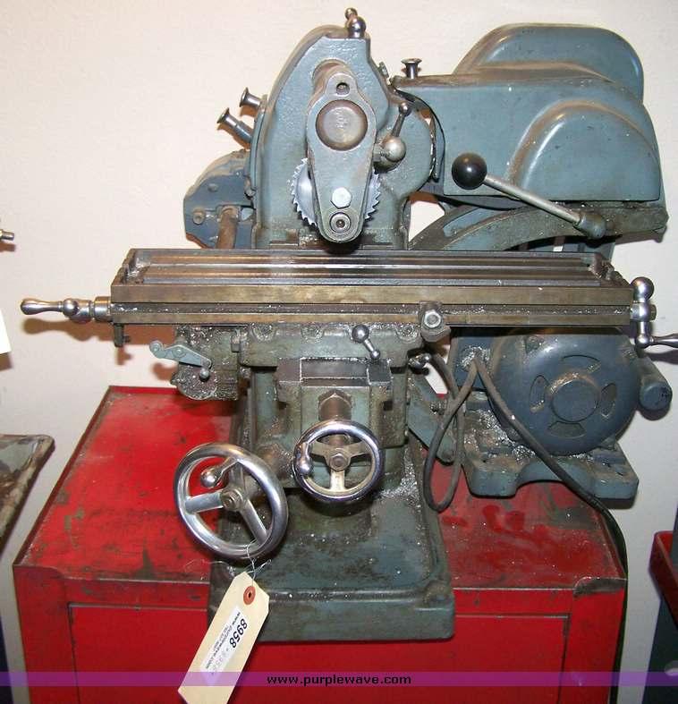 Item 8958 Sold March 29 Liberal Kansas Machine Shop Au