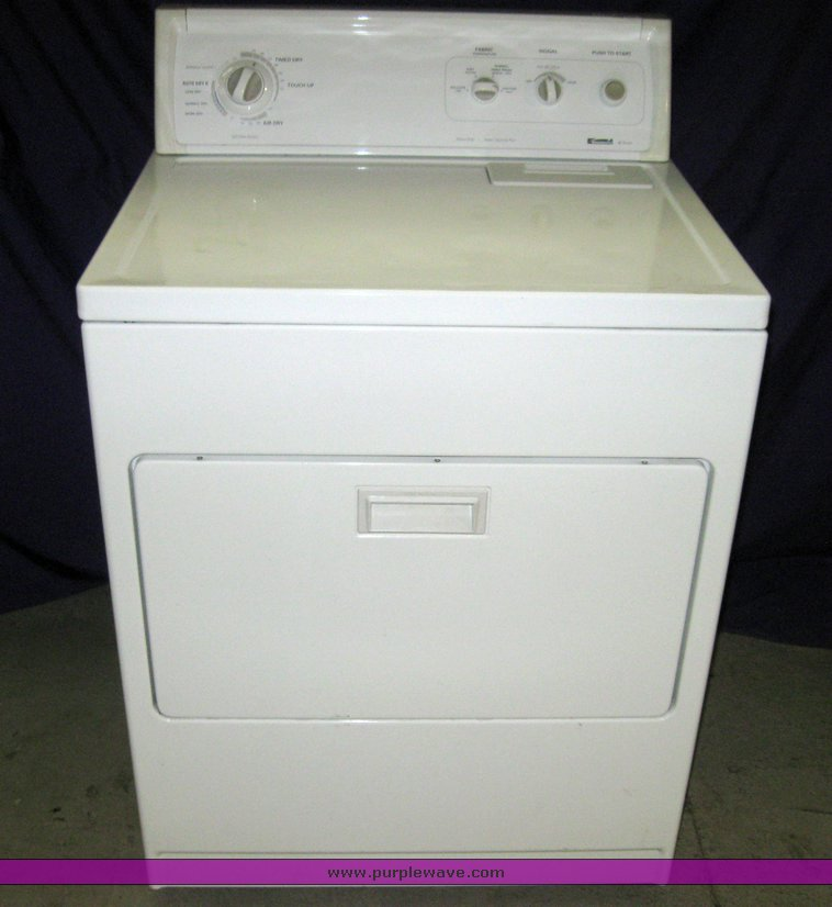 kenmore 80 series dryer. | item 3433 sold! january 13 kansas city area multiple lo. kenmore 80 series dryer r
