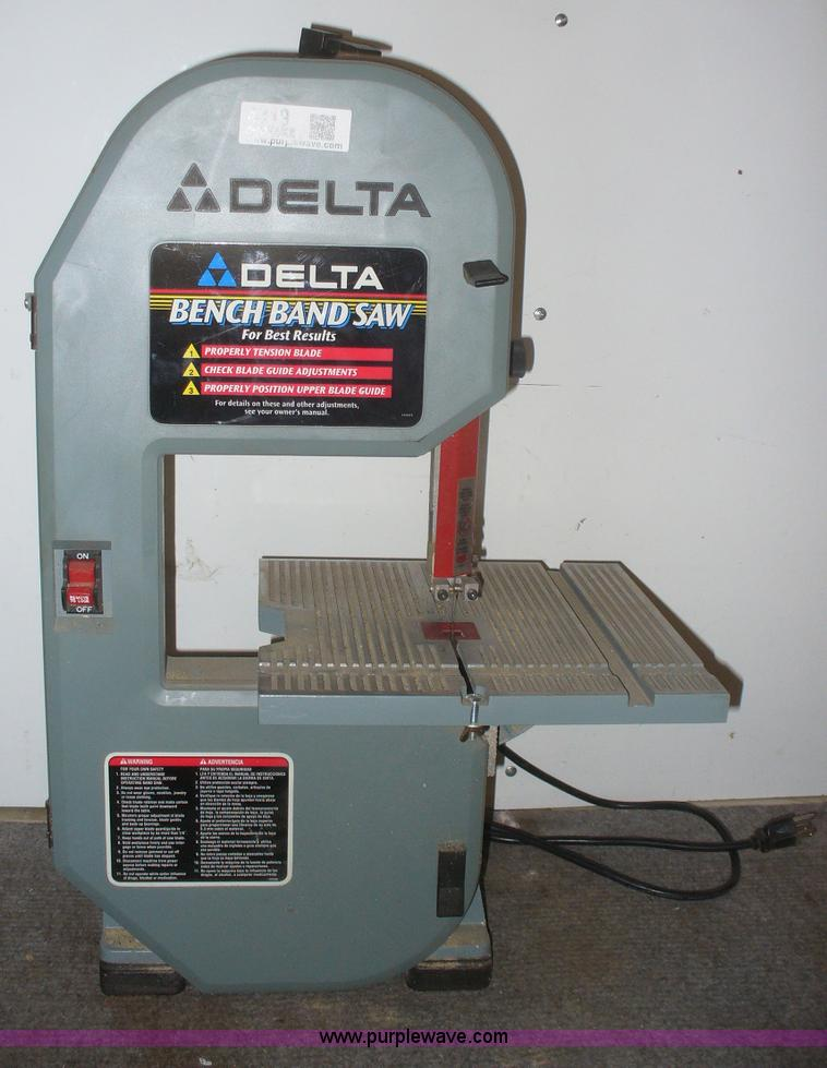 Charming Delta Bench Band Saw Model 28-185 Part - 1: 4319 Item Details. Delta Bench Band Saw. Model 28-185
