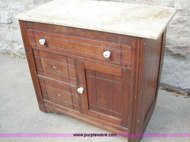 Antique Dry Sink For Sale Part - 18: 9151 image for item 9151