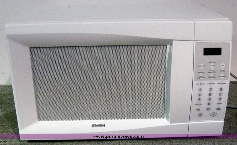 kenmore microwave. | item 4574 sold! may 14 manhattan internet only auction . kenmore microwave