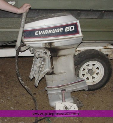 1981 Evinrude OEM Outboard Parts For Sale In Kansas