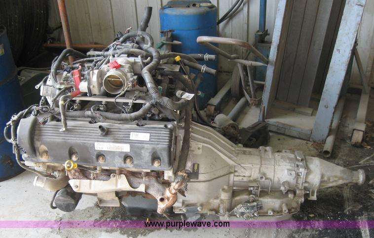 2005 crown vic transmission