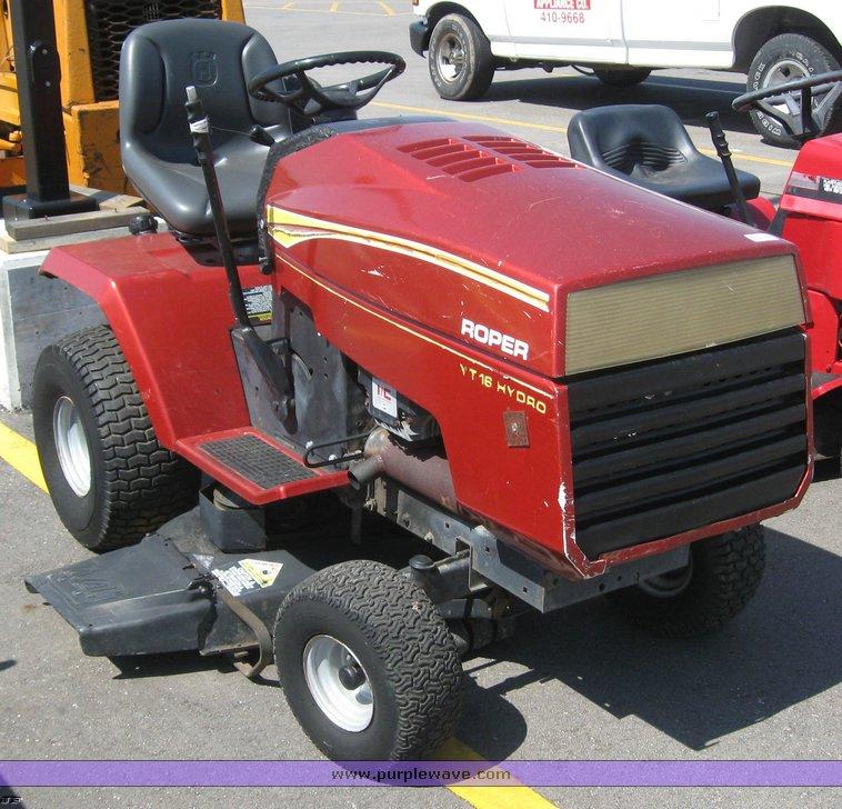 Roper Lawn Tractor In Manhattan  Ks